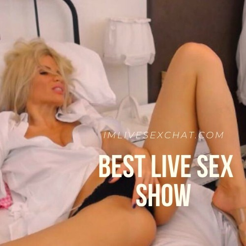 best live sex show - nude blonde milf on chat